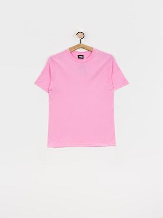 Tričko Stussy Smooth Stock Wmn (pink)