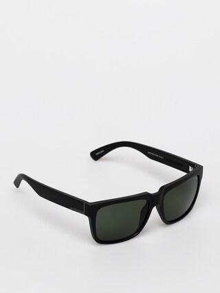 Slneu010dnu00e9 okuliare Quiksilver Bruiser Polarized (matte black/green p)