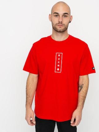 Tričko Element Arata (fire red)