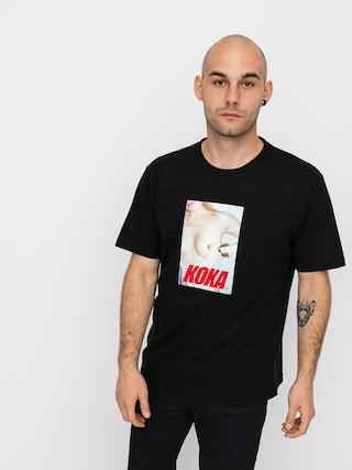 Tričko Koka Swimsuit (black)