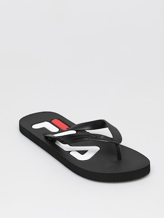 Plu00e1u017eovky Fila Troy Slipper (black)