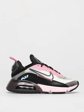 Topu00e1nky Nike Air Max 2090 Wmn (white/black pink foam  lotus pink)