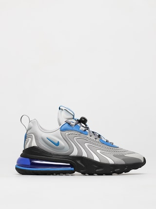 Topu00e1nky Nike Air Max 270 React Eng (lt smoke grey/battle blue smoke grey)