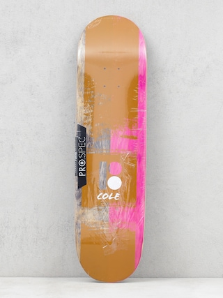 Doska Plan B Cole Painted (old black/brown/pink)