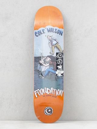 Doska Foundation Wilson Student (orange)