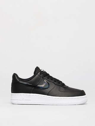 Topu00e1nky Nike Air Force 1 07 Essential Wmn (black/black white)