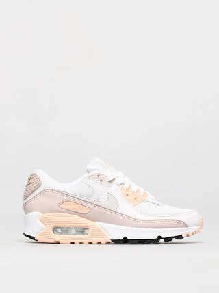 Topu00e1nky Nike Air Max 90 Wmn (white/platinum tint barely rose)
