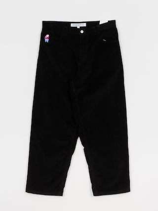Nohavice Polar Skate Big Boy Cords (black)