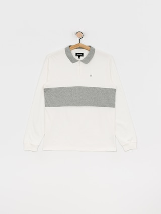 Polo triu010dko Brixton Hunt Ls (off white)