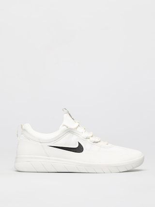 Topu00e1nky Nike SB Nyjah Free 2 0 (summit white/black summit white)