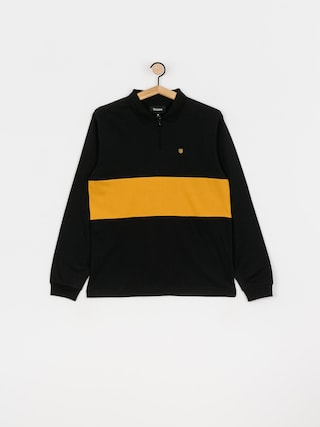 Polo triu010dko Brixton Hunt Ls (black)
