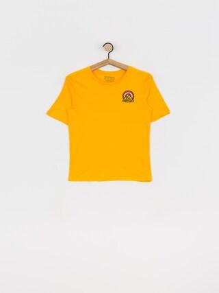 Tričko Element Branded Cr Wmn (gold)