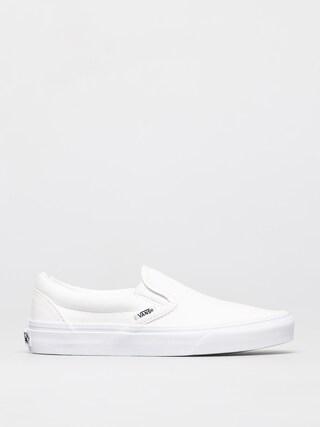 Topánky Vans Classic Slip On (true white)