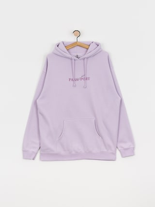 Mikina s kapucu0148ou Pass Port Lavender HD (lavender)
