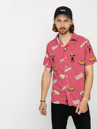 Kou0161eu013ea RVCA Hot Fudge (pink)