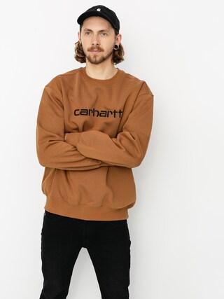 Mikina Carhartt WIP Carhartt (hamilton brown/black)