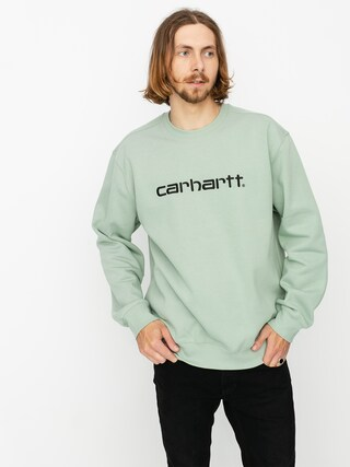Mikina Carhartt WIP Carhartt (frosted green/black)