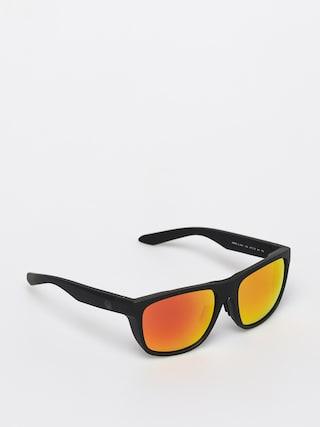 Slneu010dnu00e9 okuliare Dragon Aerial (matte black/ll orange ion)