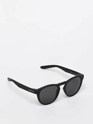 Slneu010dnu00e9 okuliare Dragon Opus (matte black/ll smoke)