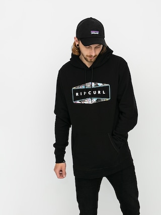 Mikina Rip Curl Neon Fleece (black)