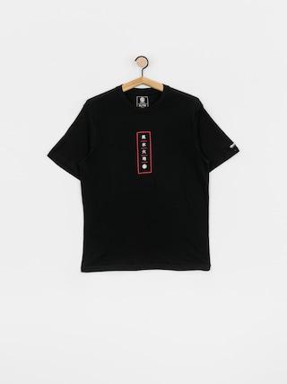 Tričko Element Arata (flint black)
