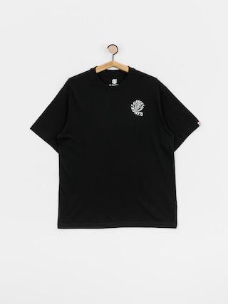 Tričko Element Frisco (flint black)