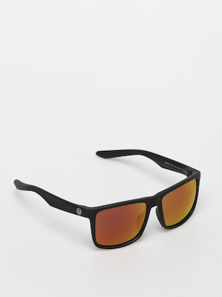 Slneu010dnu00e9 okuliare Dragon Meridien (matte black/ll orange ion)