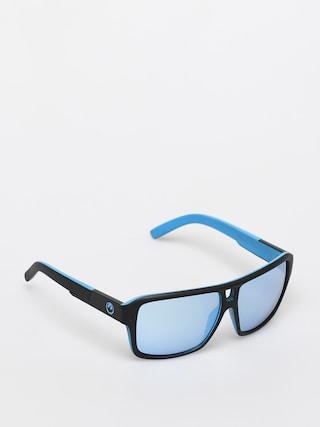 Slneu010dnu00e9 okuliare Dragon The Jam (matte black/ll sky blue ion)