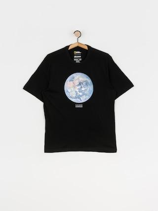 Tričko Element Earth (flint black)