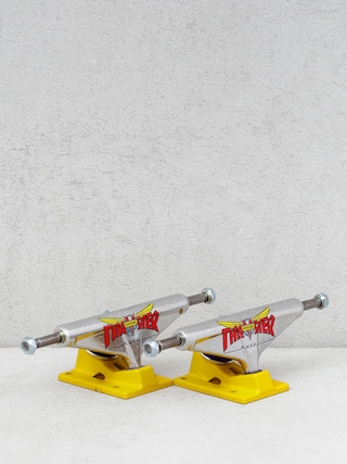 Trucky Venture X Thrasher Tm Hi (polished/yellow)