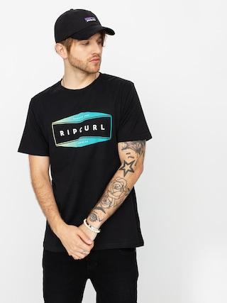 Tričko Rip Curl Neon (black)