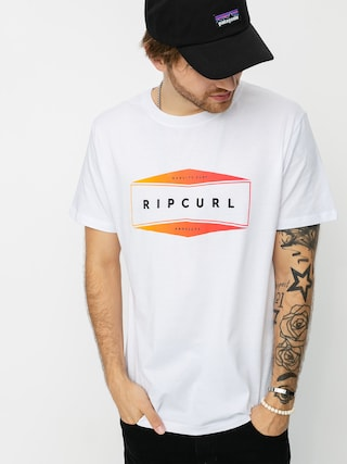 Tričko Rip Curl Neon (optical white)