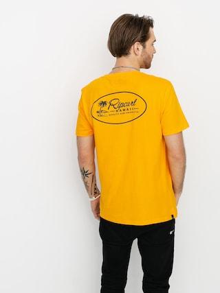 Tričko Rip Curl Aloha State (gold)
