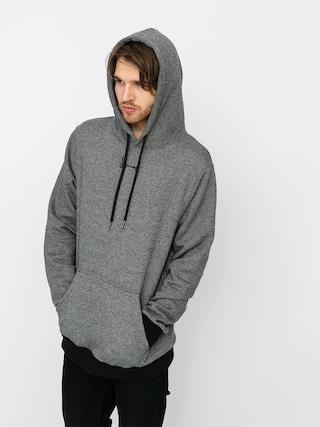 Mikina s kapucňou Stoprocent Smalltag HD (grey heather)