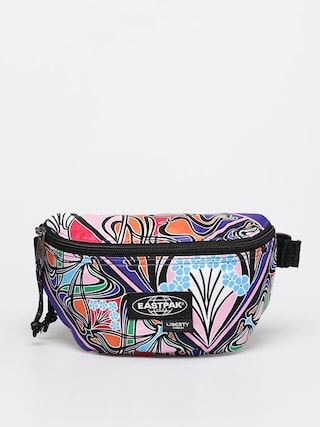 u013dadvinka Eastpak x Liberty London Springer (liberty pink)