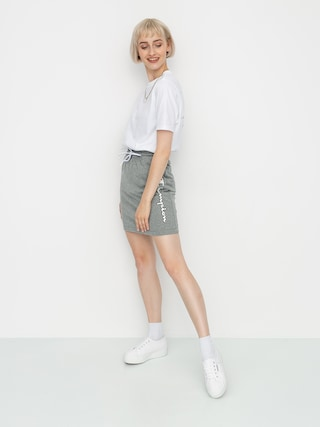 Suku0148a Champion Skirt 112649 Wmn (grjm)
