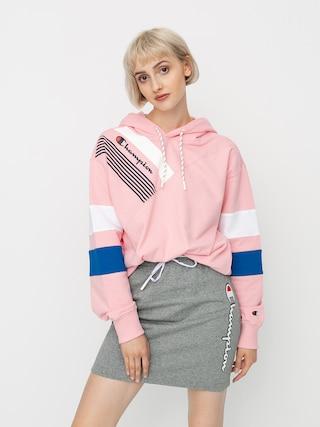 Mikina s kapucu0148ou Champion Sweatshirt HD 112758 Wmn (cnp)