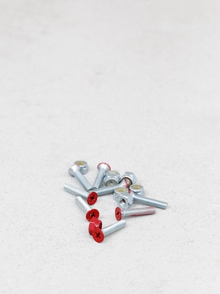 Skrutky FKD Phillips Hardware (silver/red)