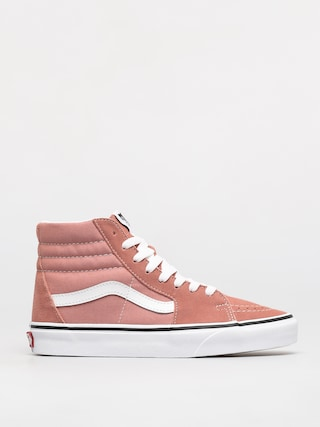 Topu00e1nky Vans Sk8 Hi (rose dawn/true white)
