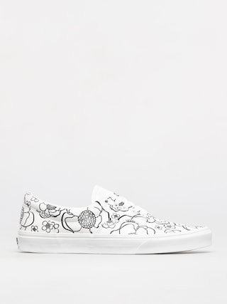 Topánky Vans Era (u color/floral/true white)