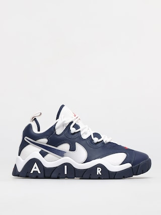 Topu00e1nky Nike Air Barrage Low (midnight navy/midnight navy white)