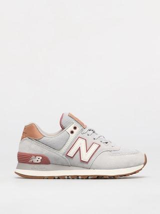 Topánky New Balance 574 Wmn (grey/pink)