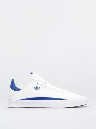 Topu00e1nky adidas Originals Sabalo (ftwwht/ftwwht/royblu)