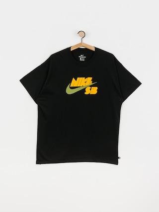 Tričko Nike SB Ssnl Logo (black)