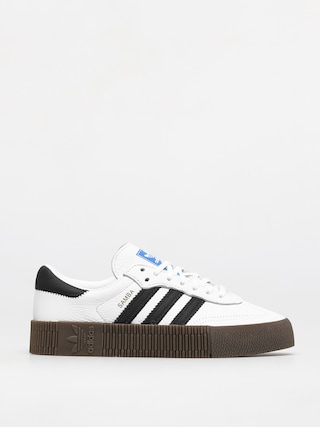 Topánky adidas Originals Sambarose Wmn (ftwwht/cblack/gum5)