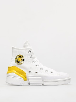 Topu00e1nky Converse CPX70 Wmn (white/speed yellow/black)