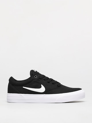 Topu00e1nky Nike SB Charge Canvas (black/white black)