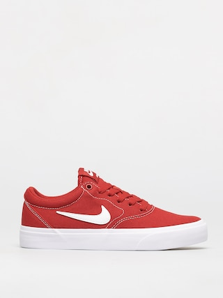 Topu00e1nky Nike SB Charge Canvas (mystic red/white)