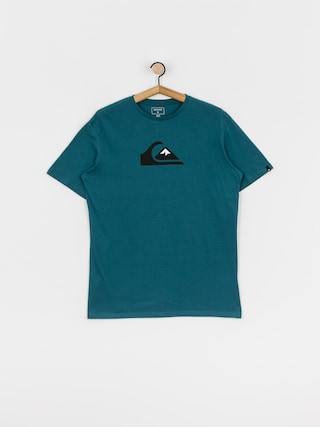 Triu010dko Quiksilver Comp Logo (blue coral)