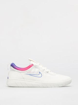 Topu00e1nky Nike SB Nyjah Free 2 T (summit white/racer blue pink blast)